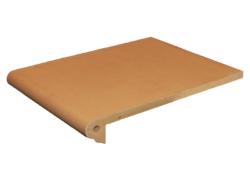 Ступень фронтальная Экоклинкер Песок 250×330<br />Цена 395 руб.шт.