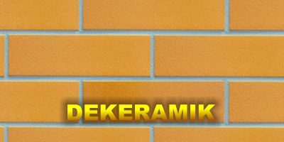 Каталог клинкера DeKeramik