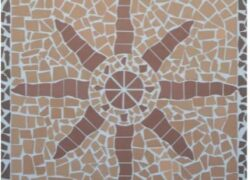 Мозаика клинкерная. 1000×1000<br />Цена 32950 руб.шт.
