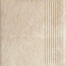 Ступень Paradyz Scandiano Beige str. <br />Формат:300х300х11мм.<br />Цена: 164  руб.шт.