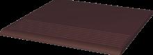 Ступень Natural Brown<br />Формат:300х300х11мм.<br />Цена: 192  руб.шт.