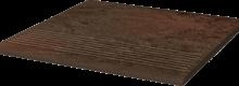 Ступень Semir Brown<br />Формат:300х300х11мм.<br />Цена: 156  руб.шт.