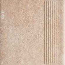 Ступень Paradyz Scandiano Ocra str. <br />Формат:300х300х11мм.<br />Цена: 215  руб.шт.